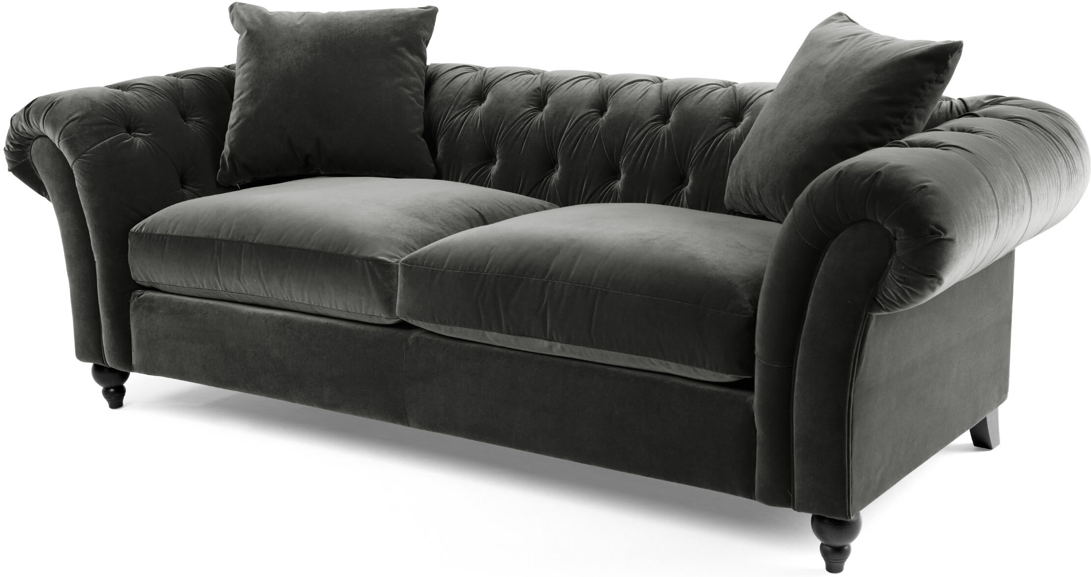 Buy cheap Grey chesterfield sofa compare Sofas prices for best UK deals