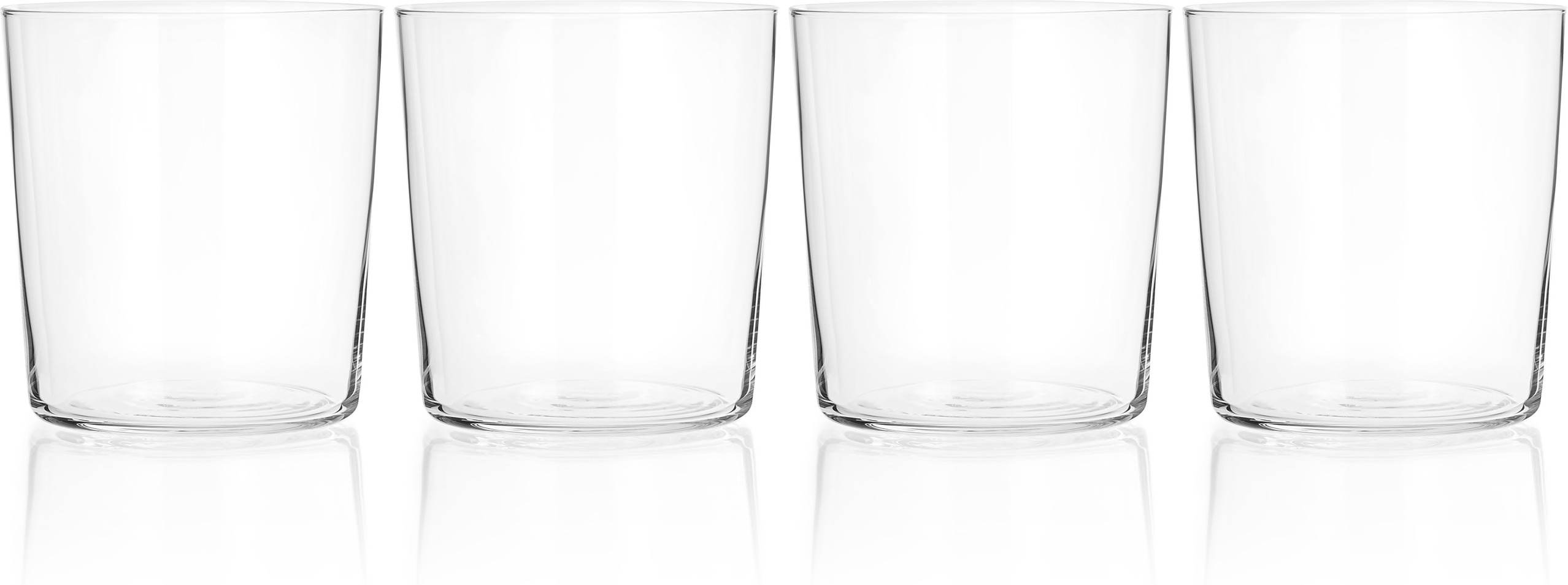 Salem 4 x Large Water Glasses