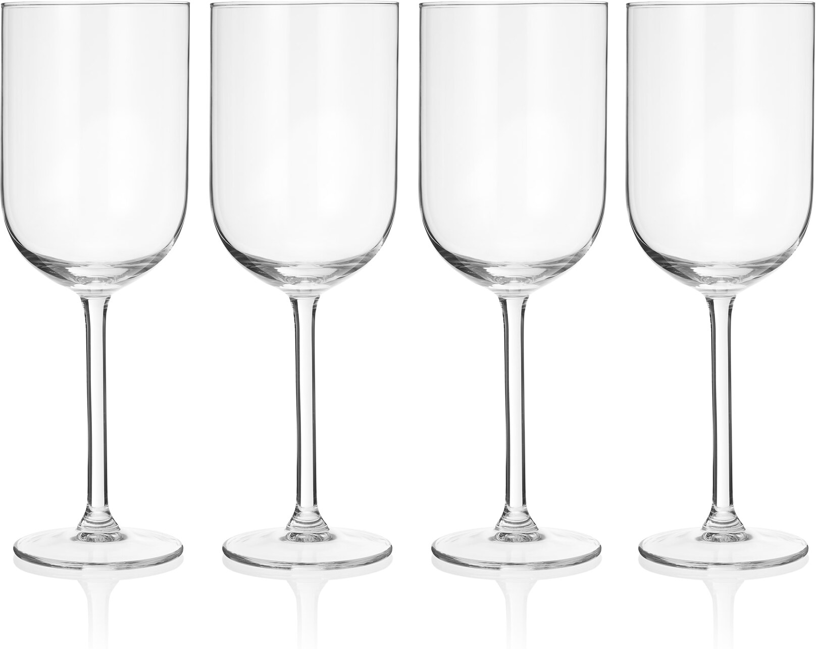 Soligo 4 x Red Wine Glasses