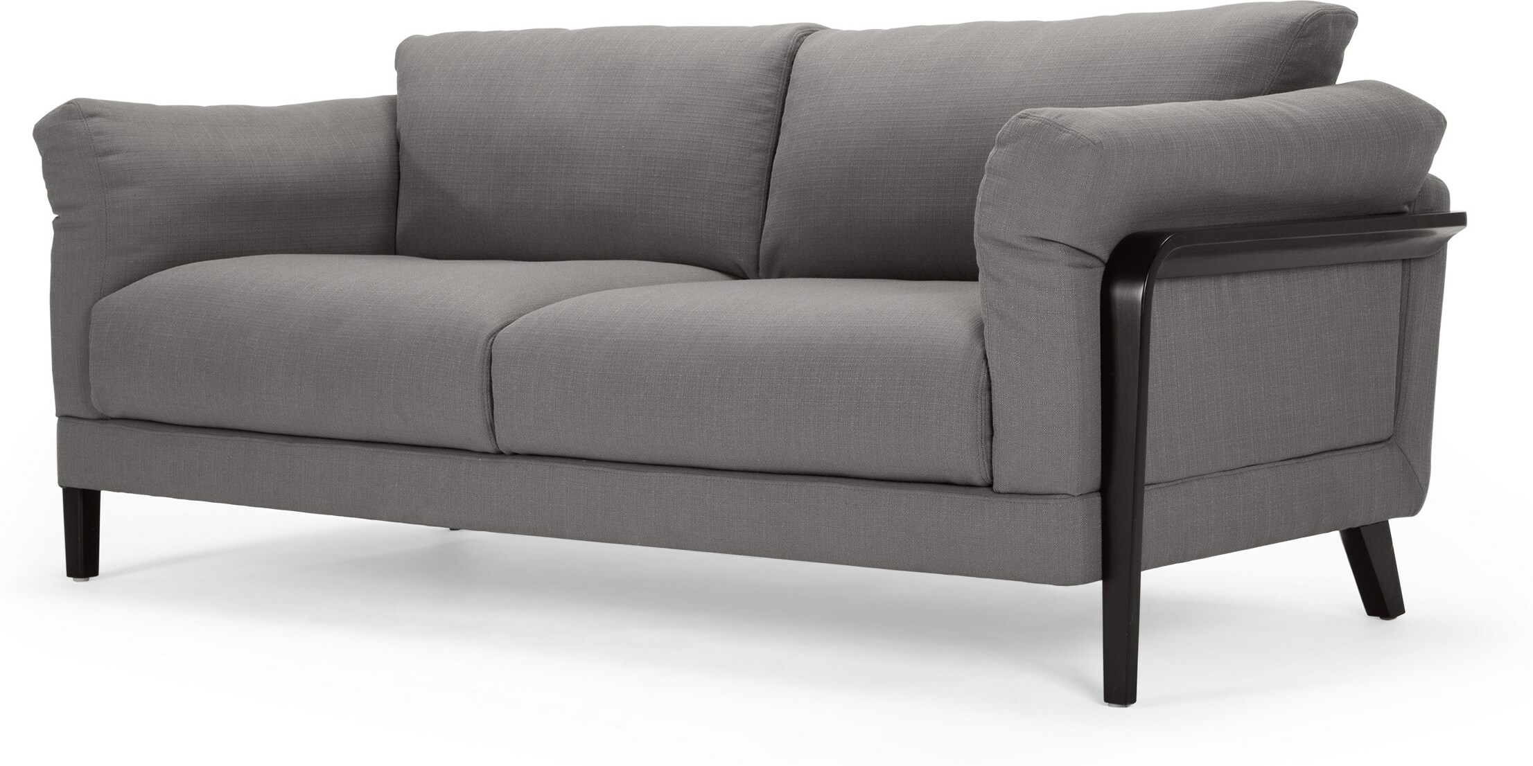 Deacon 3 Seater Sofa, Storm Grey