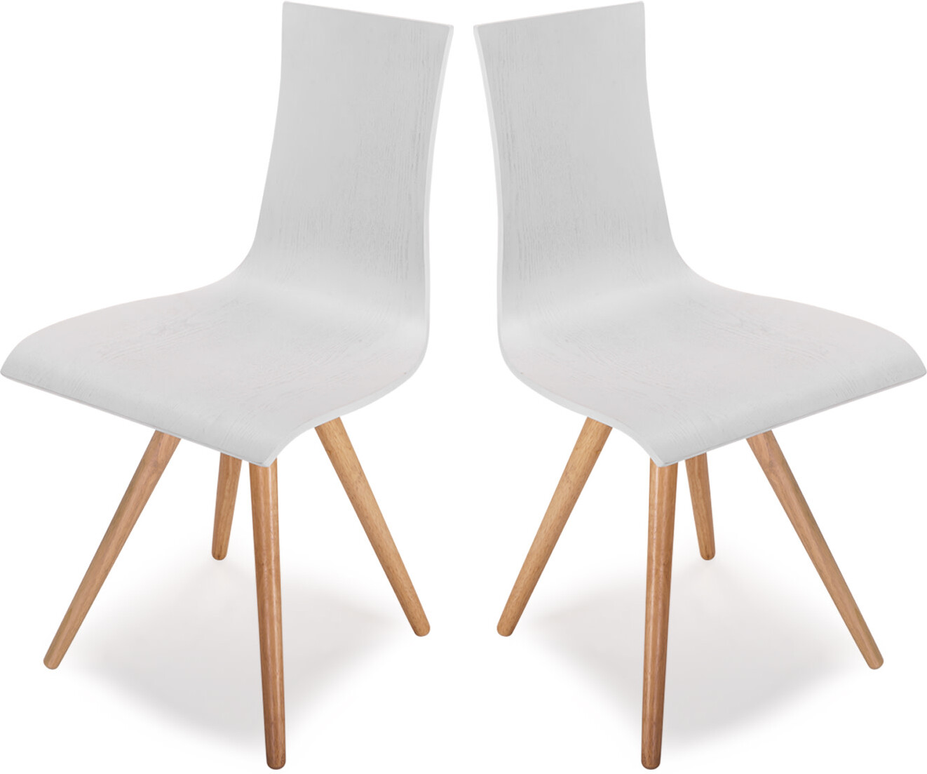 Marvelous photograph of  Dining Chairs White Great Value Modern Wooden Dining Chairs White with #7C4E32 color and 1322x1096 pixels