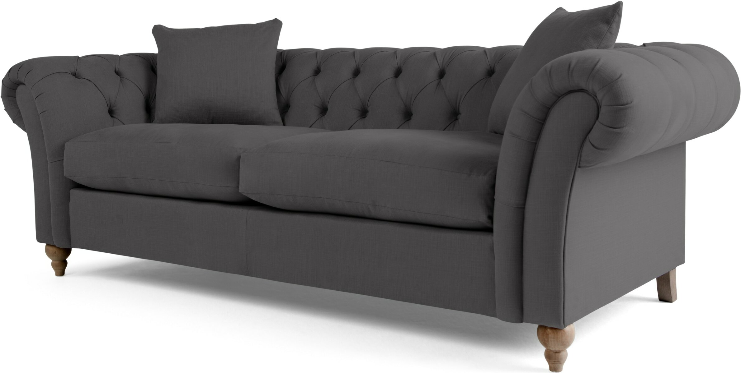 Buy Cheap Grey Chesterfield Sofa Compare Sofas Prices