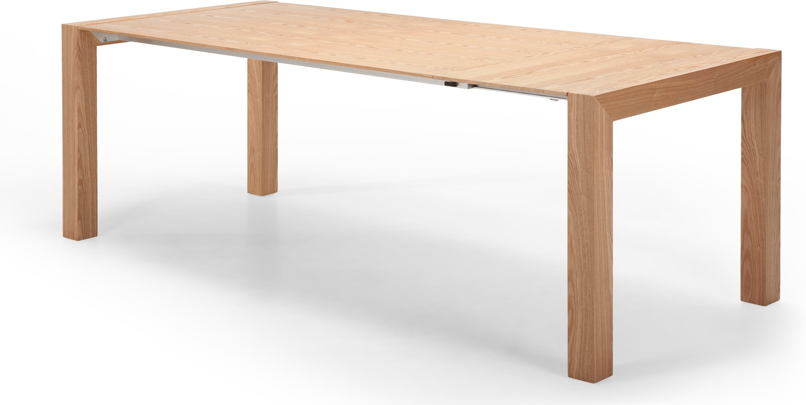 Bramante Extending Dining Table Ash