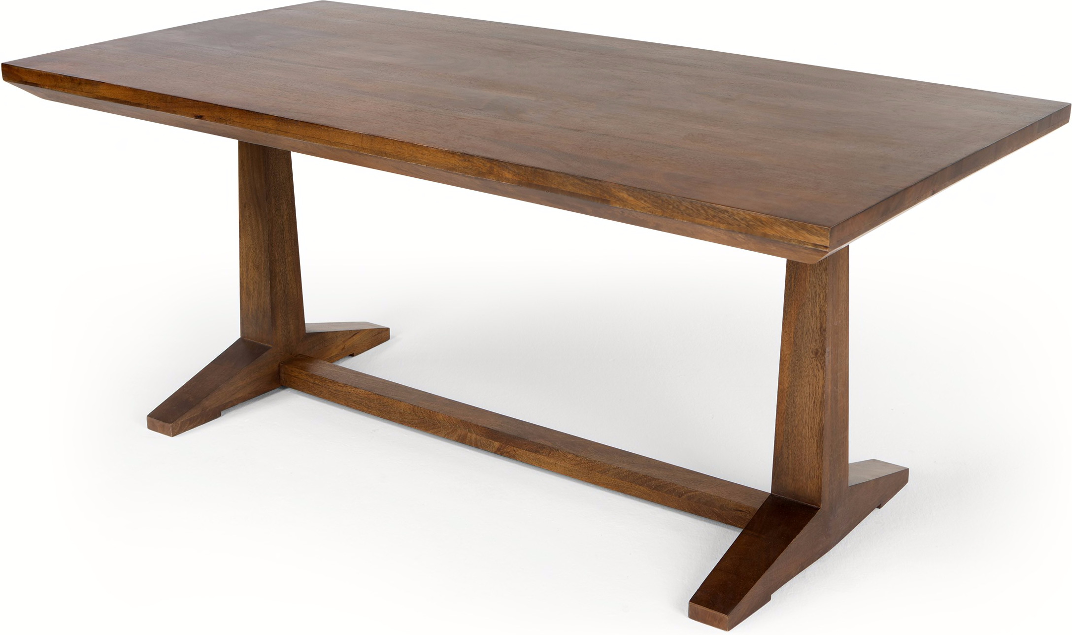 Cheap mango wood dining table best uk deals on tables to for Mango wood dining table