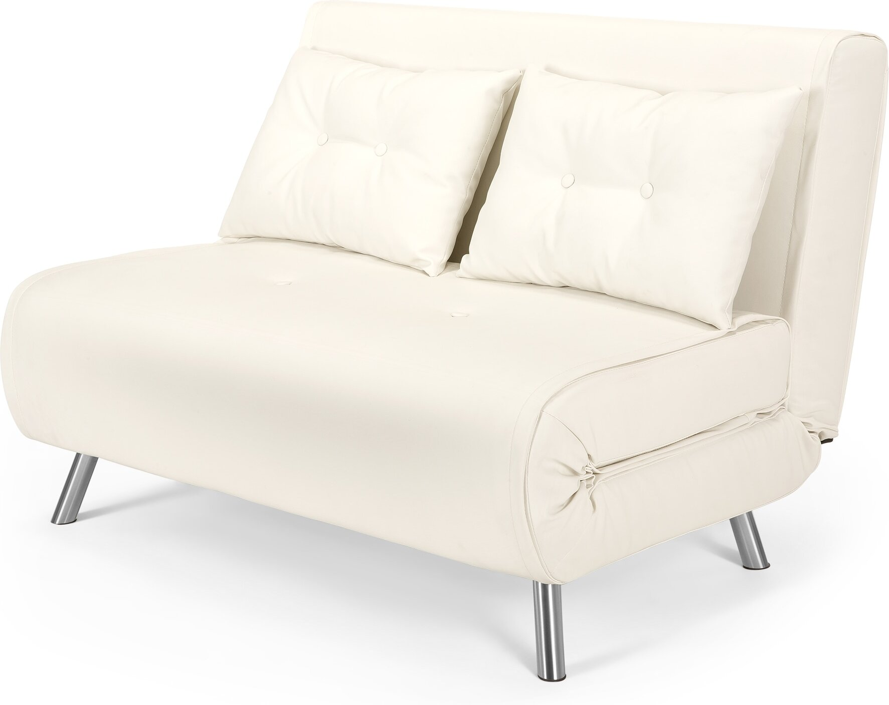 Haru Small Sofa bed Ibis Cream