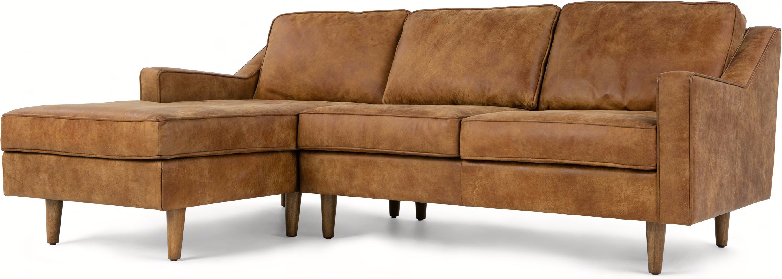 Best leather chaise sofa prices in sofas online for Best chaise couch