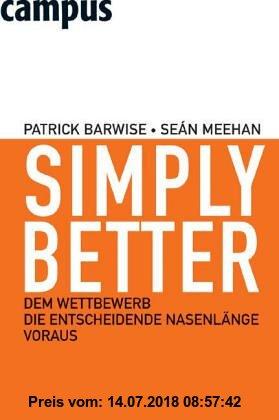 Gebr. - Simply Better: Dem Wettbewerb die entscheidende Nasenlänge voraus
