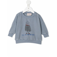 Bobo Choses t-shirt Mr. Badminton - Bleu