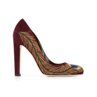 Brian Atwood escarpins  Isabelle  - Rouge