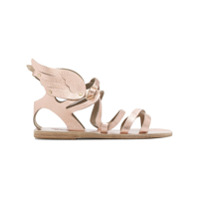 Ancient Greek Sandals sandales Nephelle - Rose & Violet