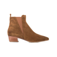 Aquatalia bottines Fabienne - Marron