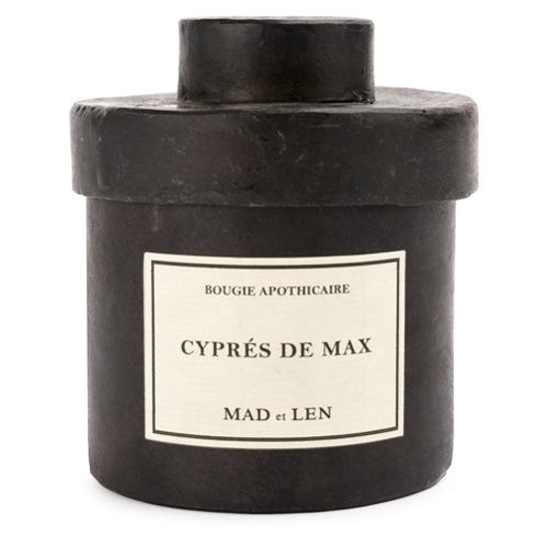 Billede af Mad Et Len Cyprés de Max candle - Black