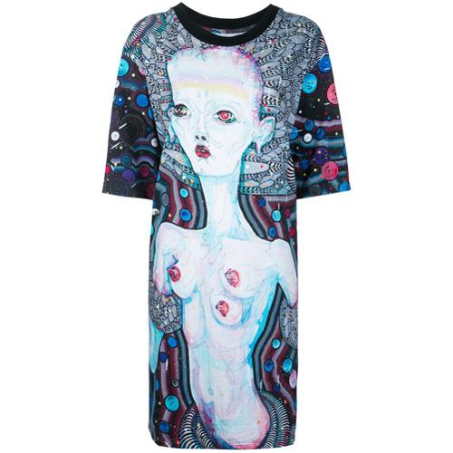 Bild på Romance Was Born Changes T-shirt dress - Multicolour