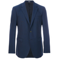 Lanvin midnight suit jacket - Blue