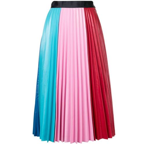 Bild på Romance Was Born Continuum pleated skirt - Multicolour