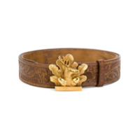 Dsquared2 deer buckle belt - Brown
