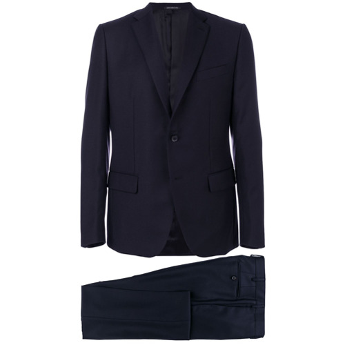 Billede af Caruso classic suit blazer - Blue