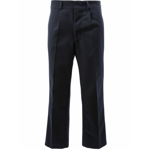 Bild på Myar cropped tailored trousers - Blue
