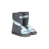 Emu Kids snake boots - Grey