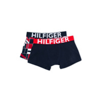 Tommy Hilfiger Junior two-pack boxer shorts - Blue