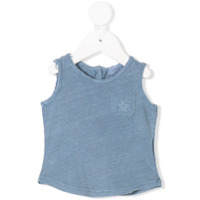 Tocotò Vintage sleeveless top - Blue