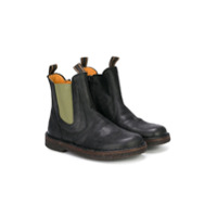 Pèpè ankle length boots - Black