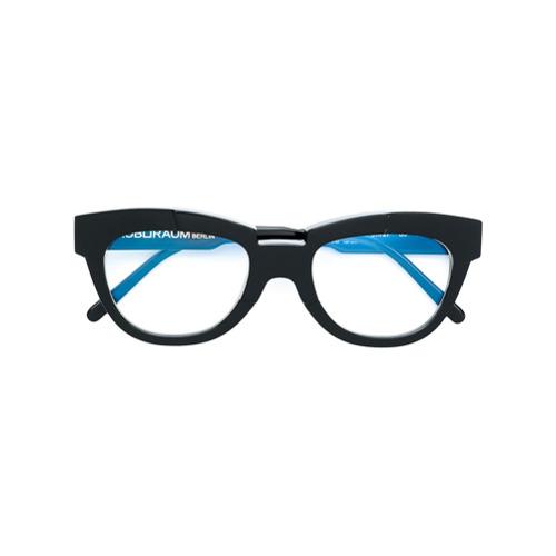 Billede af Kuboraum cat eye glasses - Black