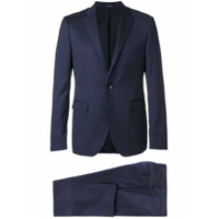 Tagliatore slim suit - Blue
