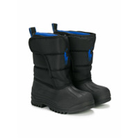 Ralph Lauren Kids Hamilten II EZ winter boots - Black