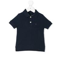 Tommy Hilfiger Junior short sleeve polo shirt - Blue