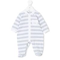 Le Bebé Enfant striped pyjamas - Green