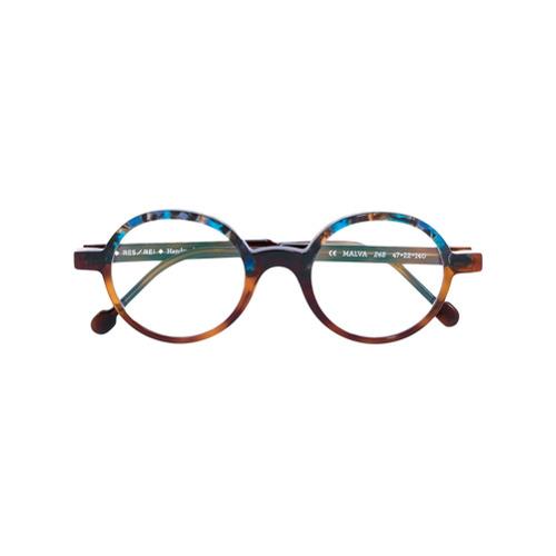 Bild på Res Rei Malva glasses - Brown