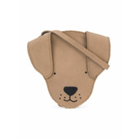 Donsje Dog shoulder bag - Brown