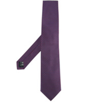 Gieves & Hawkes embroidered tie - Multicolour