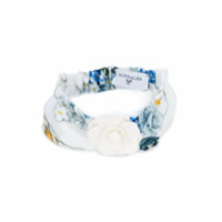 Monnalisa printed flower hairband - Multicolour