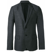 Ami Alexandre Mattiussi lined two buttons jacket - Grey