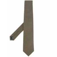 Gieves & Hawkes printed tie - Blue