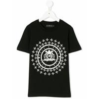 John Richmond Kids printed T-shirt - Black
