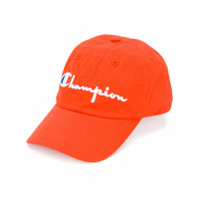 Champion logo embroidered cap - Yellow & Orange
