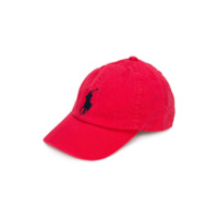 Ralph Lauren Kids logo embroidered cap