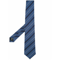 Gieves & Hawkes classic striped tie - Blue