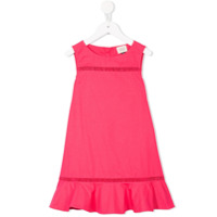 Armani Junior sleeveless dress - Pink & Purple