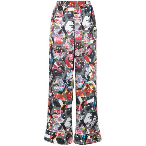 Bild på Romance Was Born Cosmic Portal trousers - Multicolour