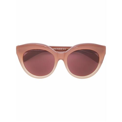 Billede af Kuboraum D3 sunglasses - Pink & Purple