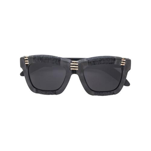 Billede af Kuboraum C2 sunglasses - Black