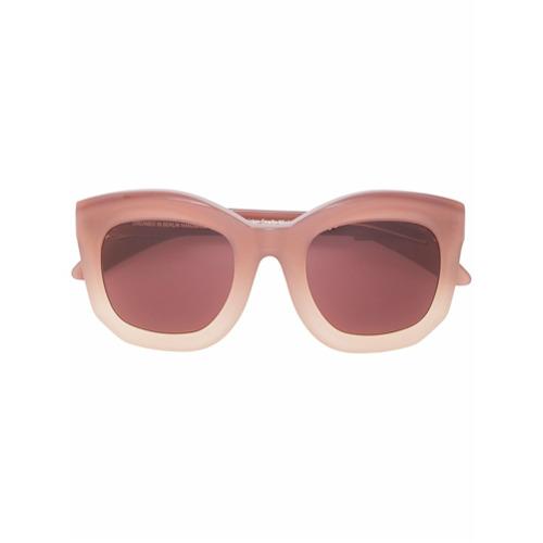 Billede af Kuboraum B2 sunglasses - Pink & Purple