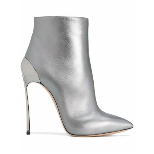 Bild på Casadei Blade ankle boots - Grey