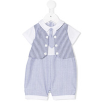 Bimbalo pinstriped set - Blue