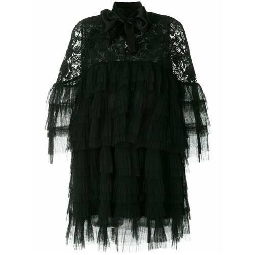 Bild på Romance Was Born Big Bang Cape dress - Black