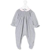 Siola diamond shirred pajamas - Grey